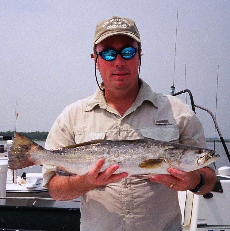 Goose Island State Park Wade Fishing