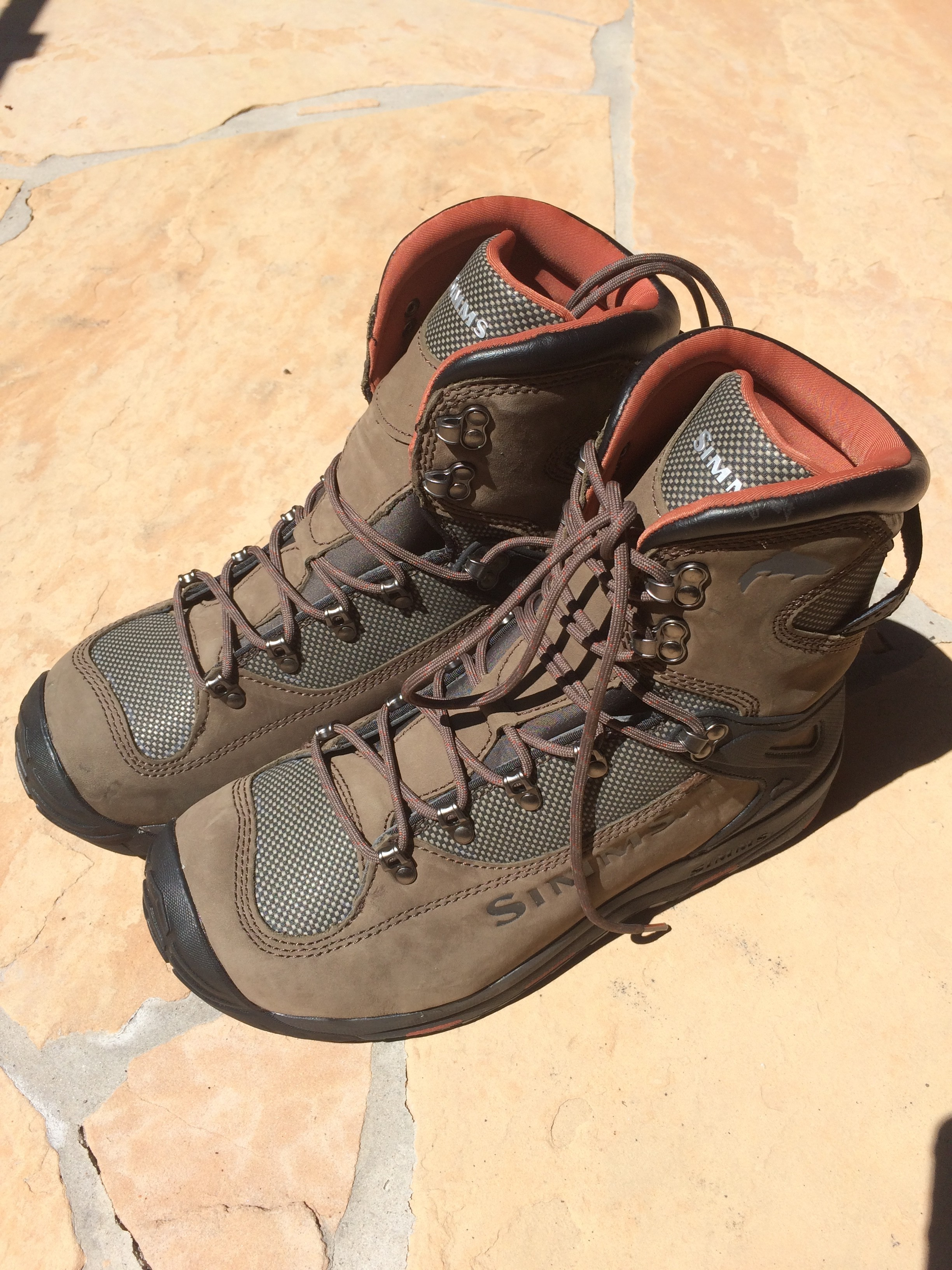 Simms G3 Guide Boots
