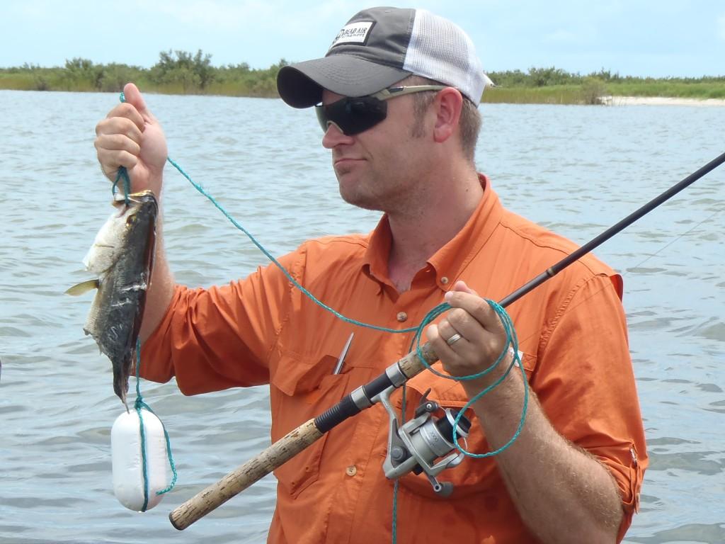 Seadrift Fishing