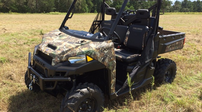 First Drive: 2017 Polaris Ranger XP 1000