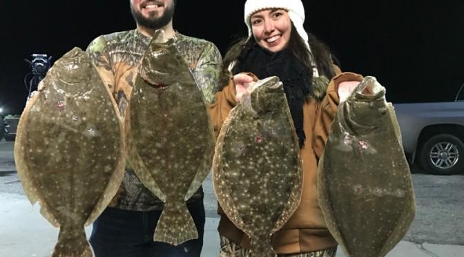 Fish 'n Gig Report 12/23/16