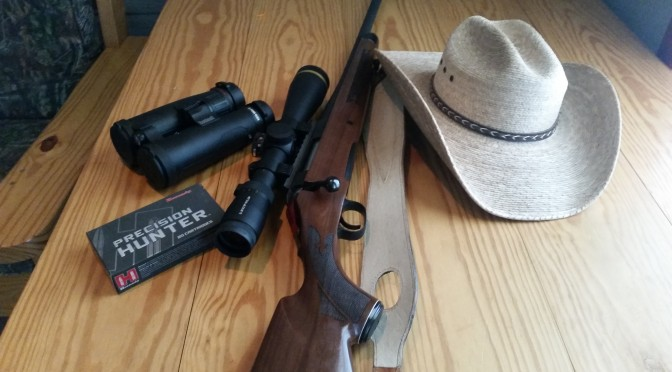 Ruger American Predator with Boyds Gunstocks makes the perfect combination.