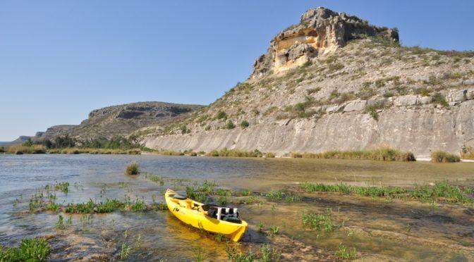 Devils River Paddling, Camping, Fishing