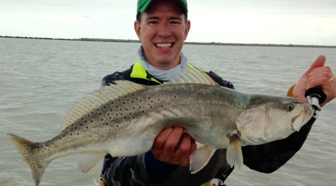 Trophy Trout with Capt. Nathan Beabout