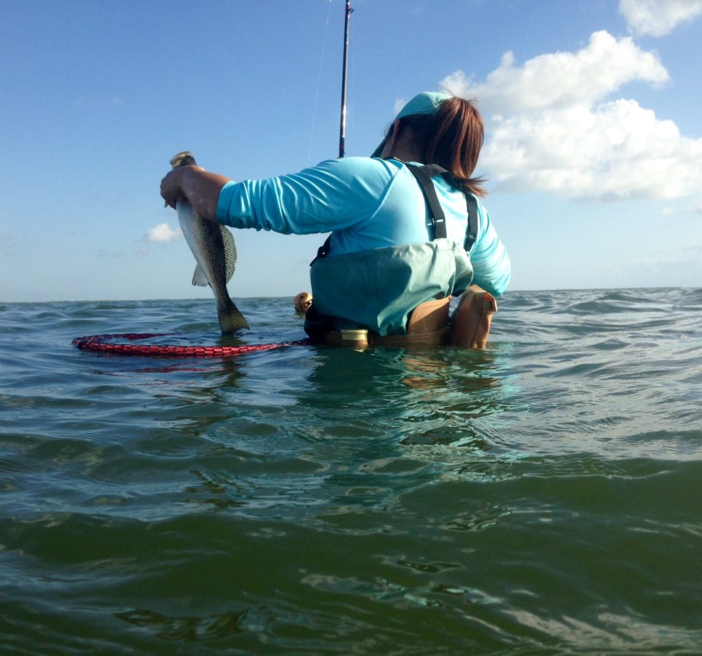 June 11 fishing report texas outdoors for Middle keys fishing report