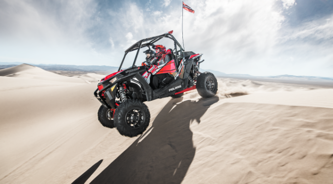 Polaris® Off-Road Vehicles Announces New Products and Innovation for 2018 Lineup