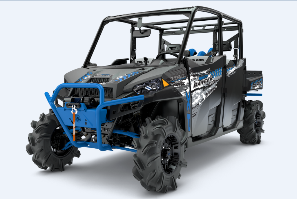 2018 Polaris Ranger XP 1000 Highlifter