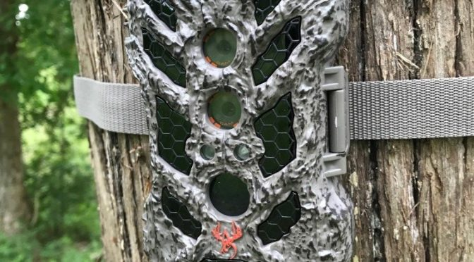 Wildgame Innovations Silent CRUSH 20 Lightsout Trail Camera