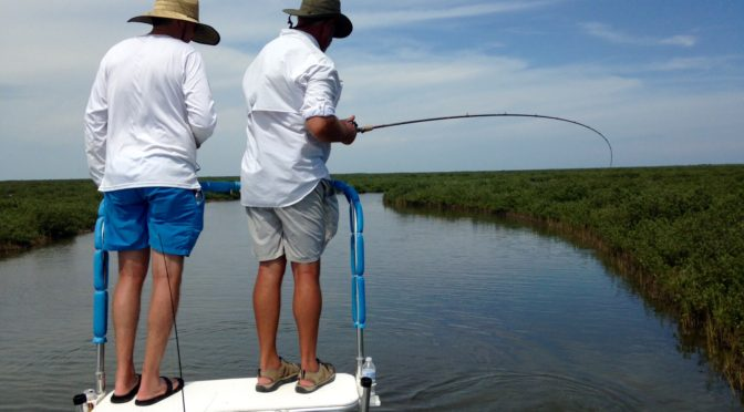 Texas outdoors fishing and hunting in texas for Matagorda fishing report