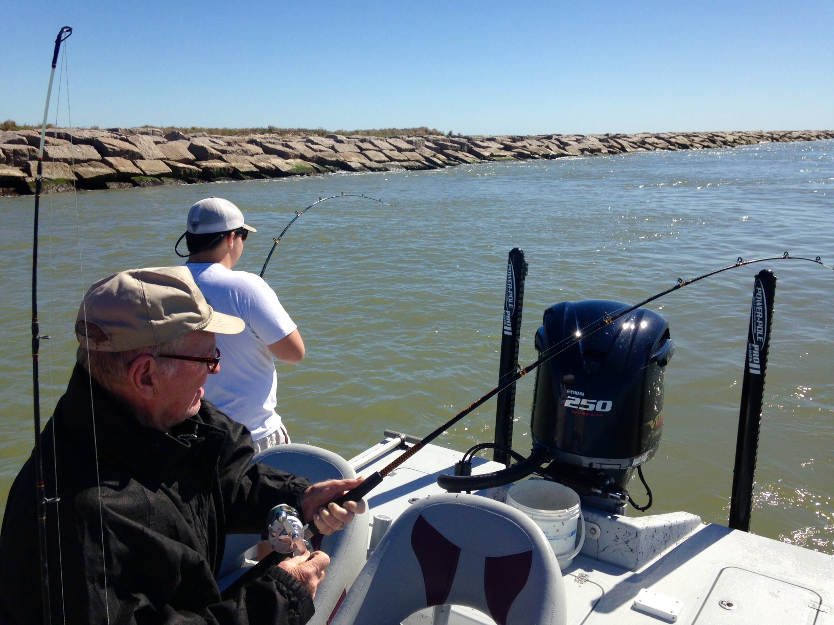 Texas outdoors fishing and hunting in texas for Texas parks and wildlife fishing report