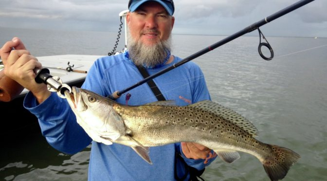 Port Mansfield Fishing Report