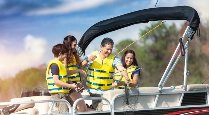 10 Family Fishing Ideas for Spring Break in Texas