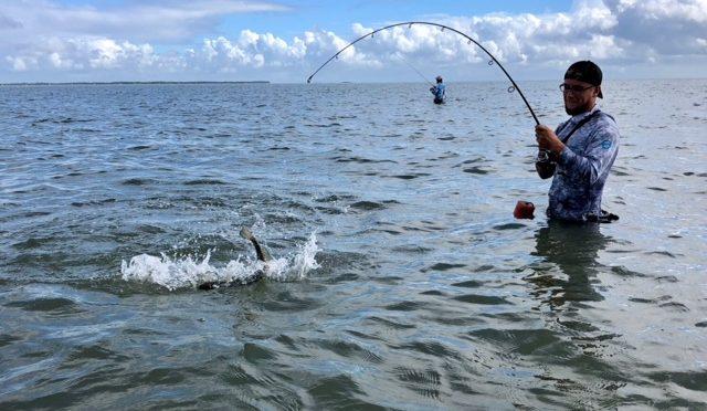 Capt. Nathan Beabout Seadrift Fishing Report