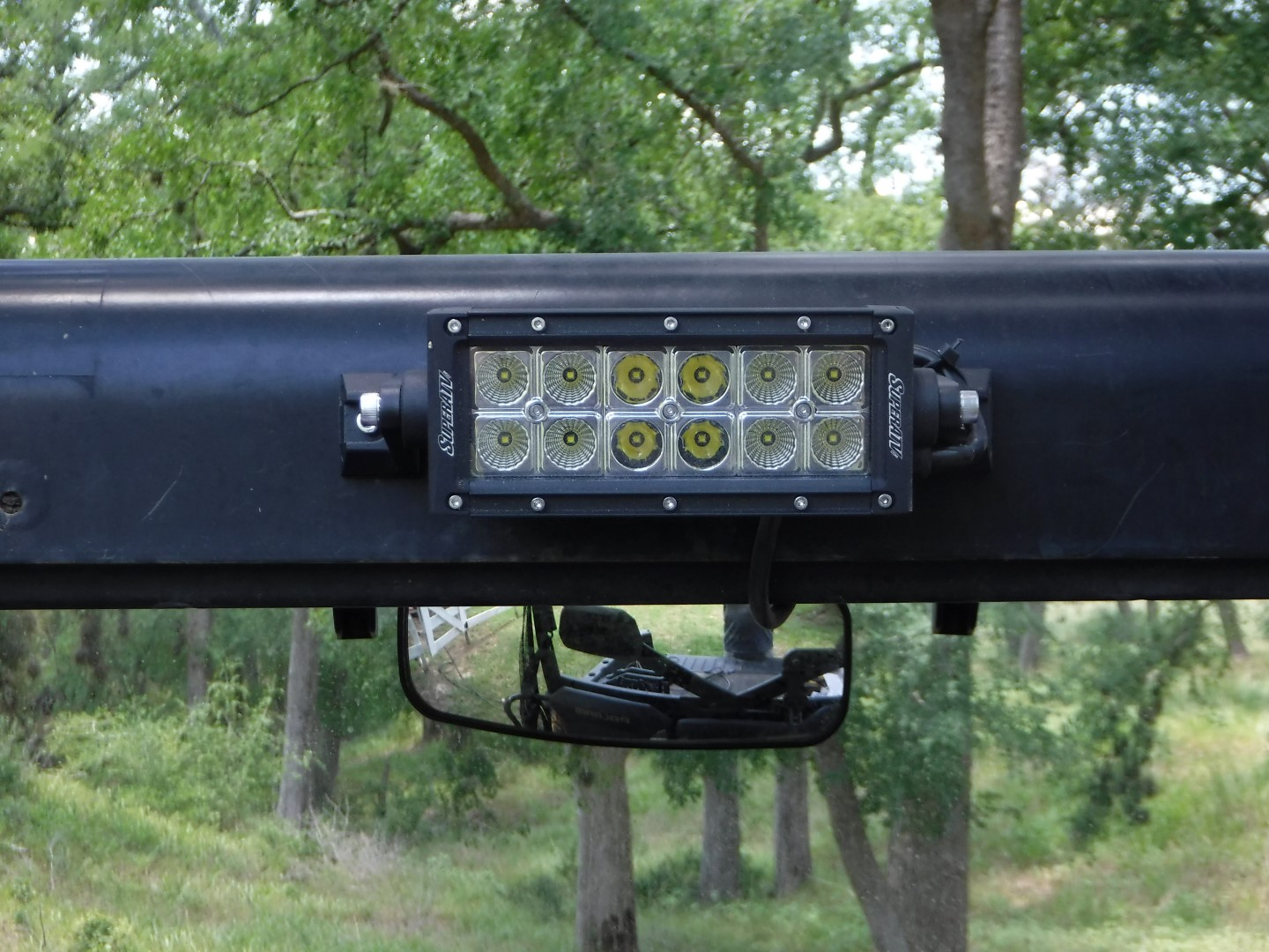 "SuperATV 6"" LED Light Bar"