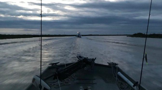 Weekend fishing POC and Seadrift