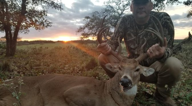 Great opening weekend in Texas!