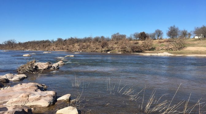 Public Fishing, Paddling Access Expands on the Llano River