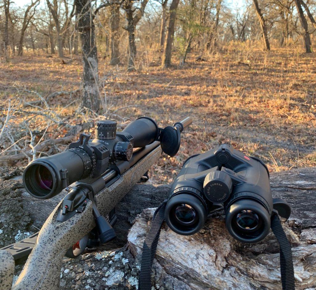 Leica HD-B 3000 binoculars