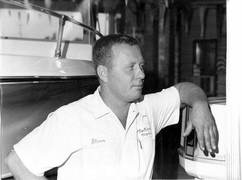 Glen Coker Portland Marine