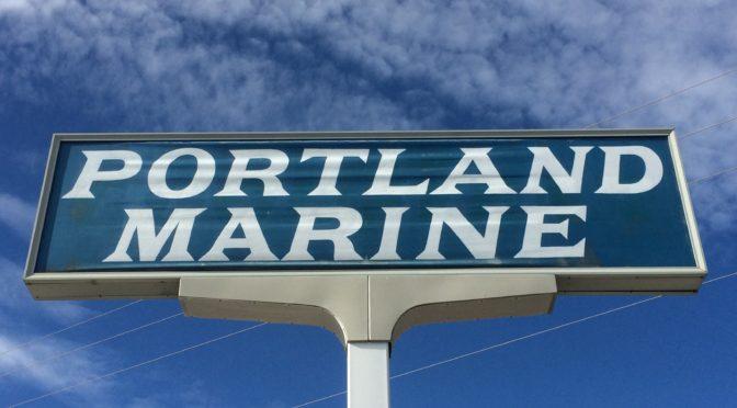 History of Portland Marine