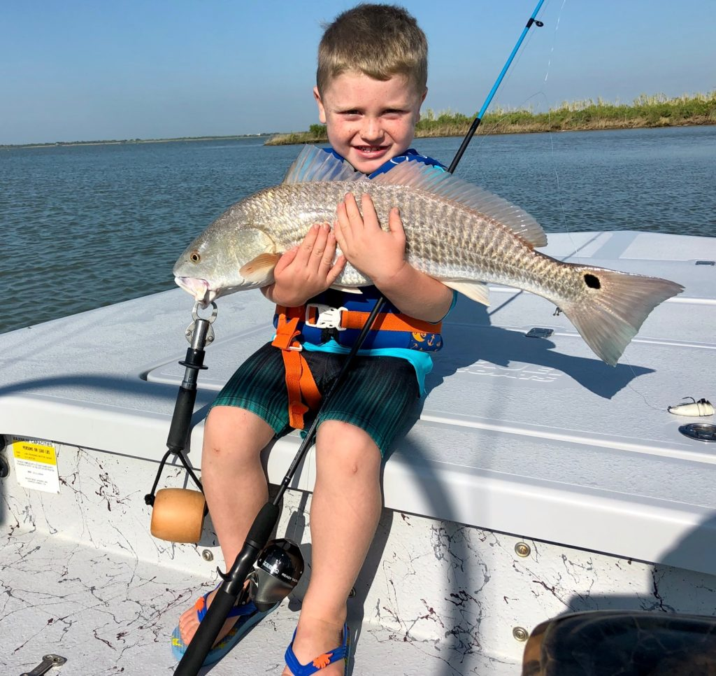 Mattson's Redfish