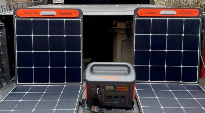 Jackery Solar Generator 1000 Review