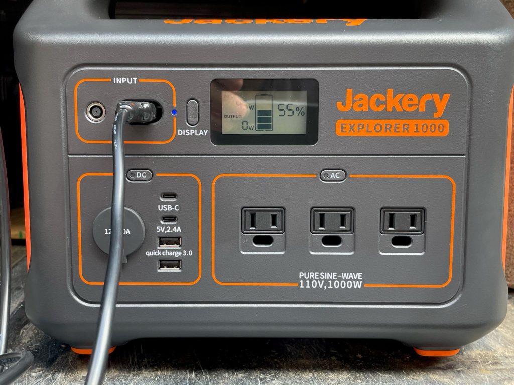 Jackery Solar Generator 1000