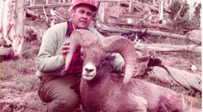 A PAIR FROM THE PEAK – HUNTING ROCKY MOUNTAIN BIGHORN SHEEP ON PIKES PEAK COLORADO