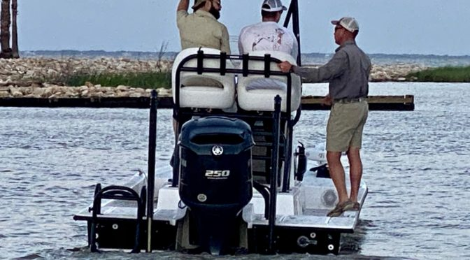 Navigational Trip/Classroom Learning; Seadrift, TX.