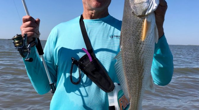 Seadrift Wade Fishing